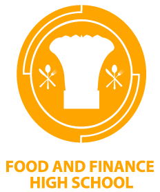 click here to read paragraph about Food and Finance High School