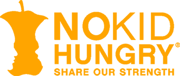 click here to read paragraph about NoKid hungry share our strength