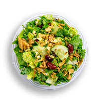 Nutritional image of gaucho salad in chef-designed salads table